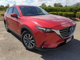 2017  Mazda Cx-9 Touring Wagon (Red) Used Car Thumbnail