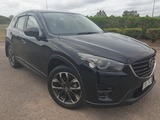 2015  Mazda Cx-5 Akera Wagon (Black) Used Car Thumbnail