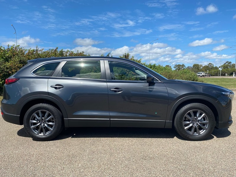 2020  Mazda Cx-9 Sport Wagon (Grey) Used Car  Large Picture 4
