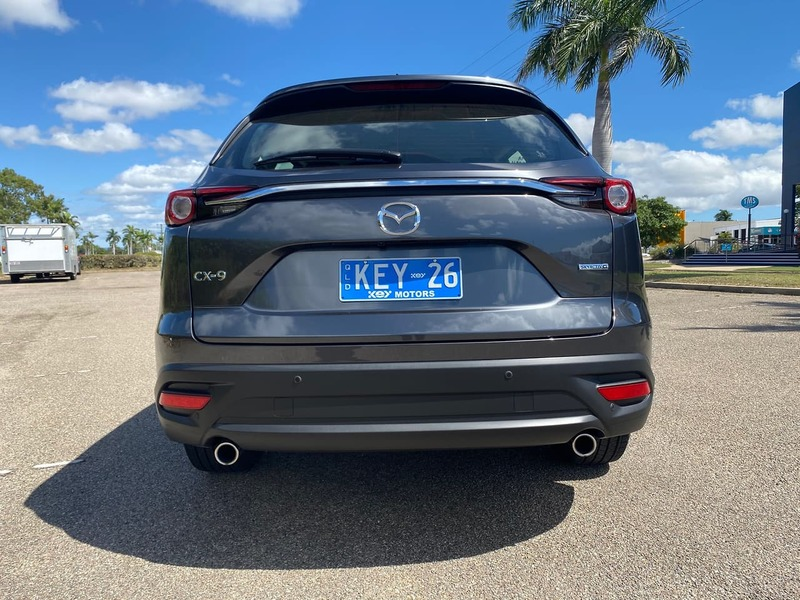 2020  Mazda Cx-9 Sport Wagon (Grey) Used Car  Large Picture 8