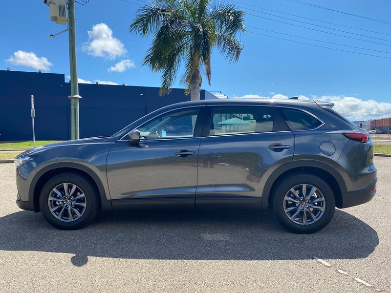 2020  Mazda Cx-9 Sport Wagon (Grey) Used Car  Large Picture 7
