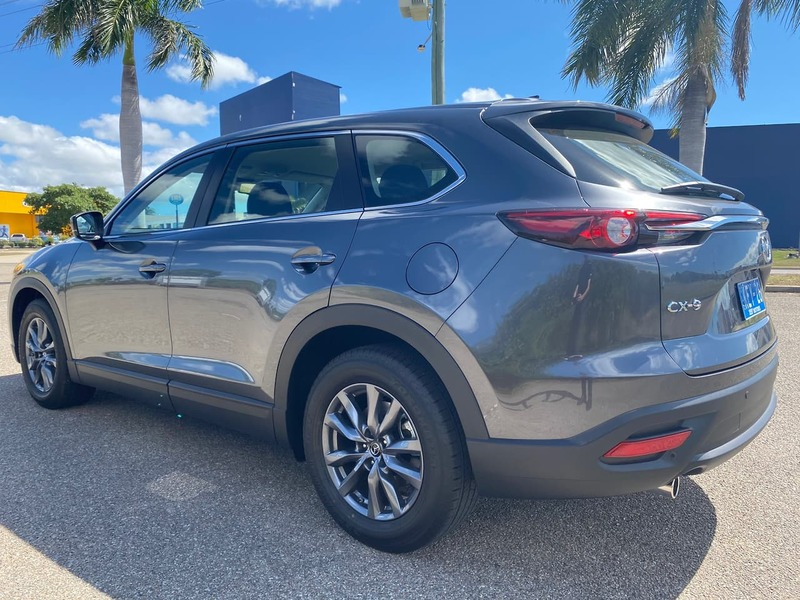 2020  Mazda Cx-9 Sport Wagon (Grey) Used Car  Large Picture 6