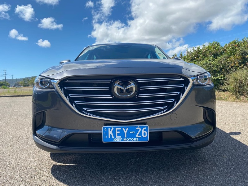 2020  Mazda Cx-9 Sport Wagon (Grey) Used Car  Large Picture 3