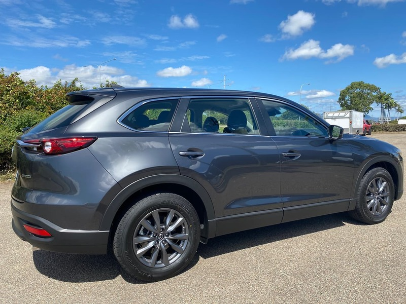 2020  Mazda Cx-9 Sport Wagon (Grey) Used Car  Large Picture 5