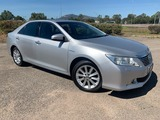 2013  Toyota Aurion Presara Sedan (Silver) Used Car Thumbnail