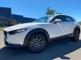 2020  Mazda Cx-30 G20 Pure Wagon (White) Used Car Thumbnail