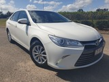 2016  Toyota Camry Altise Sedan (White) Used Car Thumbnail