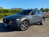 2020  Mazda Cx-30 G20 Evolve Wagon (Grey) Used Car Thumbnail