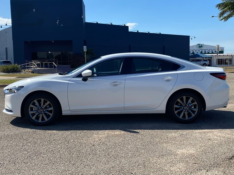 2020  Mazda 6 Sport Sedan (White) Used Car  Large Picture 11
