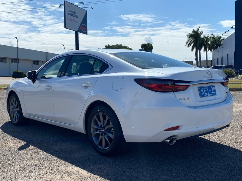 2020  Mazda 6 Sport Sedan (White) Used Car  Large Picture 10