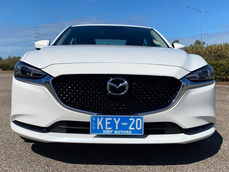 2020  Mazda 6 Sport Sedan (White) Used Car  Large Picture 3