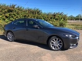 2020  Mazda 3 G20 Evolve Sedan (Grey) Used Car Thumbnail