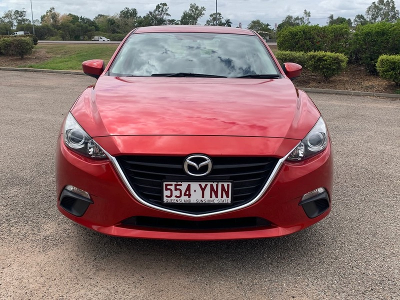 2014  Mazda 3 Maxx Sedan (Red) Used Car  Large Picture 2