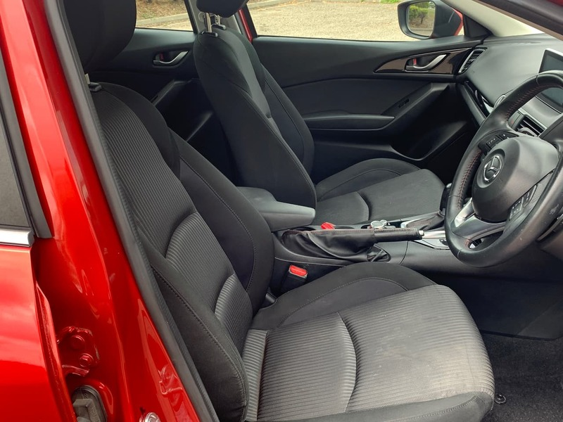2014  Mazda 3 Maxx Sedan (Red) Used Car  Large Picture 13