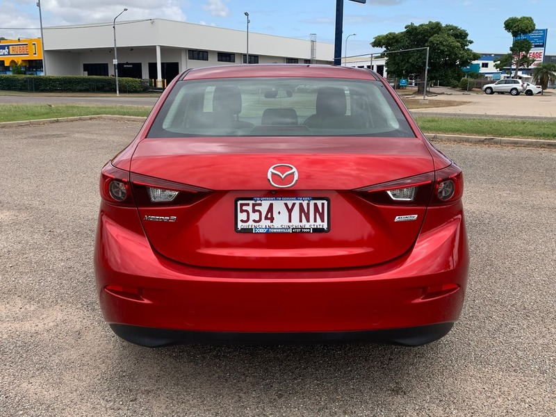 2014  Mazda 3 Maxx Sedan (Red) Used Car  Large Picture 6
