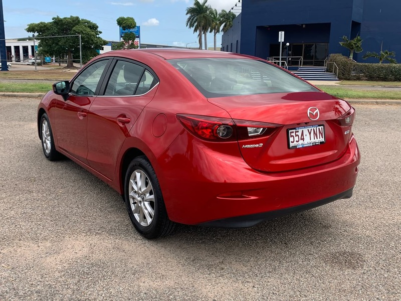 2014  Mazda 3 Maxx Sedan (Red) Used Car  Large Picture 5