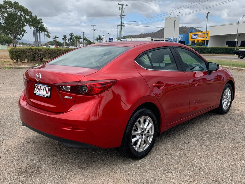 2014  Mazda 3 Maxx Sedan (Red) Used Car  Large Picture 7